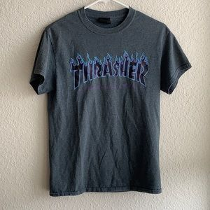 Thrasher T-Shirt Size Small